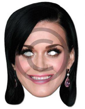 Celebrity Fancy Dress Mask - Katy Perry Mask