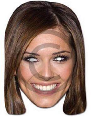 Celebrity Fancy Dress Mask - Cheryl Cole Mask