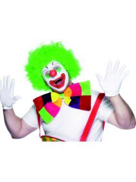 Clown Fancy Dress Giant Bow Tie