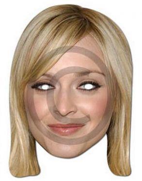 Fearne Cotton Mask - Fancy Dress Card Mask