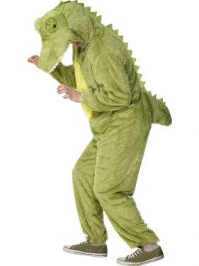 Adult Fancy Dress Crocodile Costume