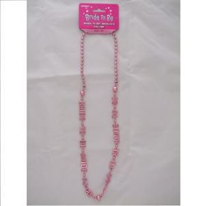 Hen Party Bride to Be Necklace