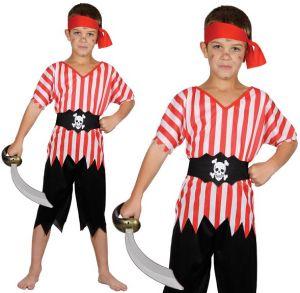 High Seas Pirate Boy