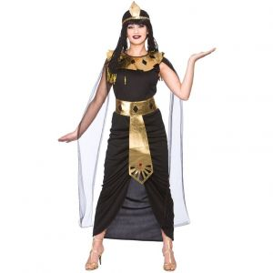 Ladies Egyptian Cleopatra Fancy Dress Costume