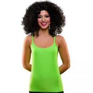 Neon Green Vest Top