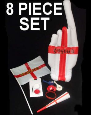 World Cup England St George Supporters Kit