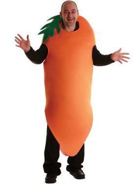 Crazy Carrot Fancy Dress Costume