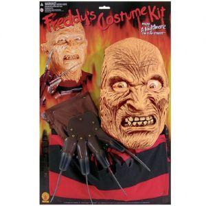 Freddy Krueger Fancy Dress Blister Costume Kit