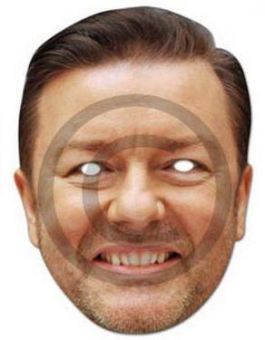 Ricky Gervais Mask - Fancy Dress Mask