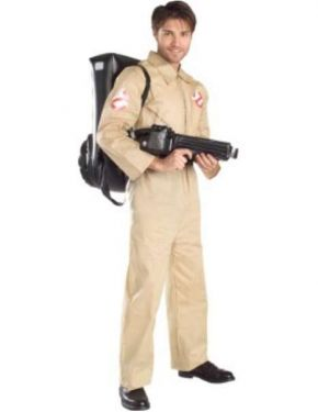 Halloween 80's Ghostbusters Costume
