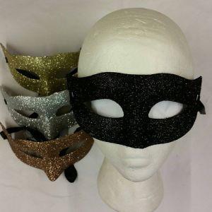 Masquerade Ball Glitter Eye mask