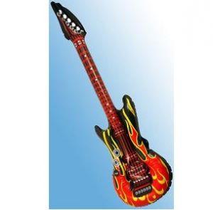 Inflatable Rock Guitar