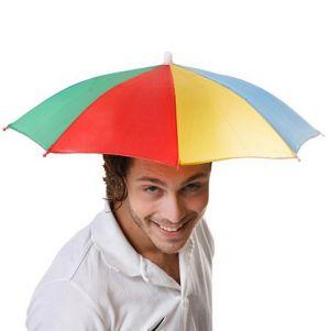 Novelty Umbrella Hat