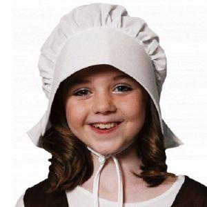 Childrens Fancy Dress - Poor Victorian Girl Bonnet