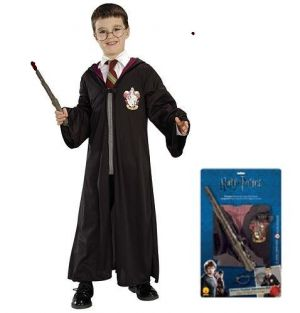 Officially Licensed Harry Potter Childrens Fancy Dress Costume Kit