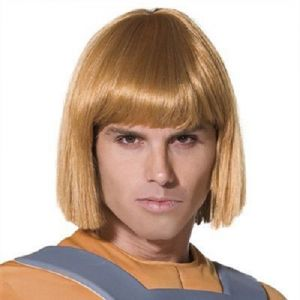 1980s He-Man Fancy Dress Wig
