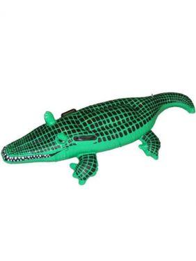 Inflatable Crocodile - 140cm