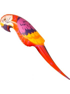 Pirate Fancy Dress - Inflatable Parrot