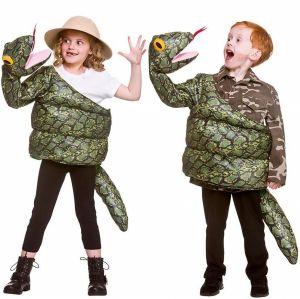 Childrens Snake Fancy Dress Costume