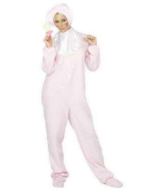 Ladies Adult Baby Costume - M/L