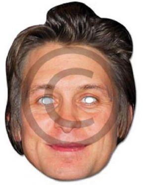 Celebrity Fancy Dress Mask - Mark Owen Take That Mask