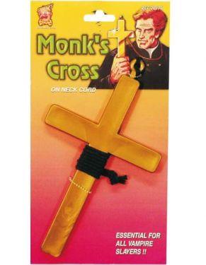 Fancy Dress Monks Cross with cord