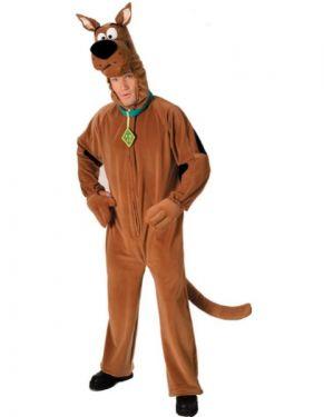 Adult Scooby Doo Fancy Dress Costume