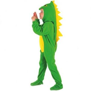 Childrens Toddler Dinosaur Fancy Dress Costume