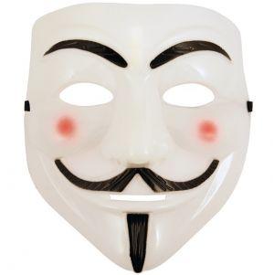 Halloween V for Vendetta Mask