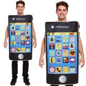 Adult Smartphone Costume