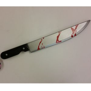 Halloween Large Fake Knife Machete - 50cm