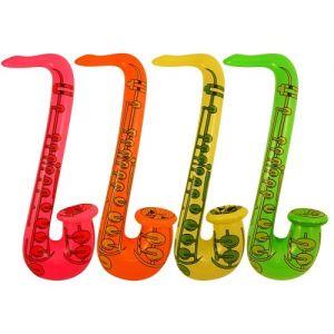 Inflatable Fancy Dress Saxophone