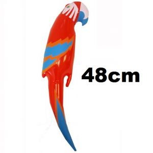 Inflatable Parrot 48cm