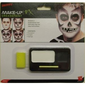 Skeleton Make Up Kit.